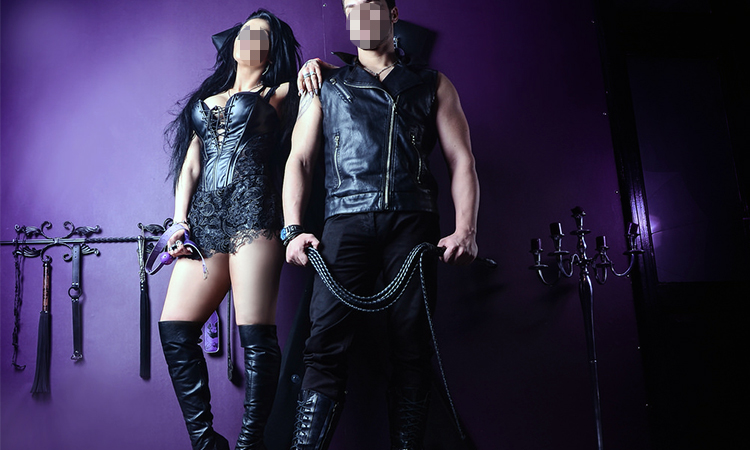 mistress e master bdsm